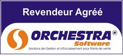 Logo orchestra revendeur